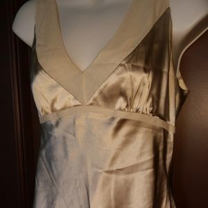 Express studio silk camisole, size S